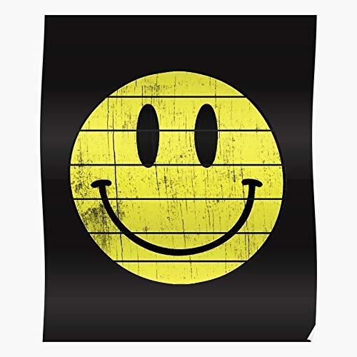 fashionAAA Techno Dj Acid Rave House Music Das eindrucksvollste und stilvollste Poster für Innendekoration, das derzeit erhältlich ist