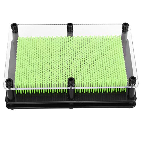 Lange Lebensdauer Clone Needle Model, hochpräziser, Leichter und langlebiger Clone Pin, DIY-Qualität für Schreibtisch(Medium Green)
