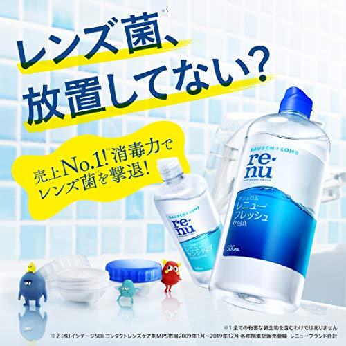 ボシュロム・ジャパン『レニューフレッシュ』