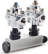 JEGS 15931K Fuel Log and Regulator Kit Includes: