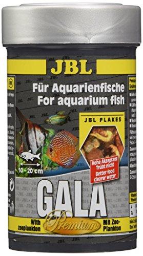 JBL Premium – Comida para Peces de Acuario, Copos y galas