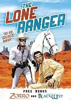 Masked Avengers: The Lone Ranger & Zorro