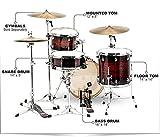 Immagine 1 gretsch drums catalina club confezione