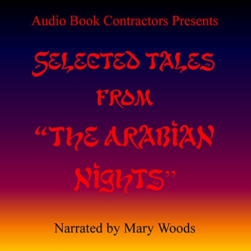Selected Tales from 'The Arabian Nights' audiobook cover art