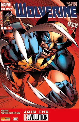 Wolverine, tome 1