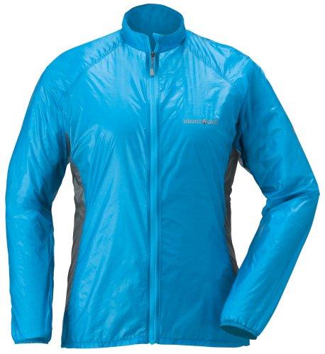 (モンベル)mont-bell EXライト ウインドジャケット Women's 1103234 TQ ターコイズ S