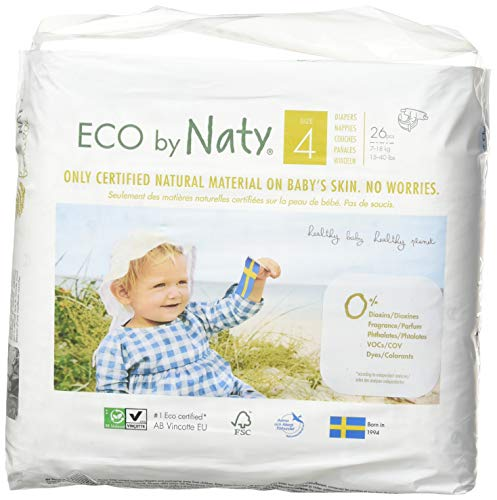 NATY: Eco Windel - Gr.4/7-18kg 26Stk