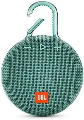 JBL CLIP 3 - Waterproof Portable Bluetooth Speaker - Black