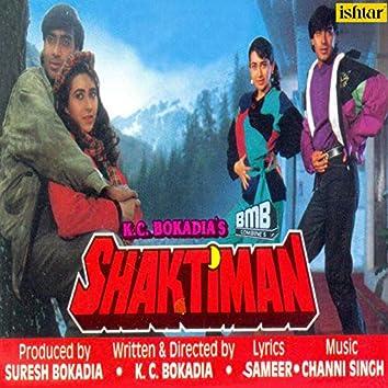 Shaktiman (Original Motion Picture Soundtrack)
