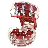 Mentohe Cherry Oliva Seme di Stoner Corer Pitter Remover Rimuovere Strumento Pit Frutta Gadget da Cucina