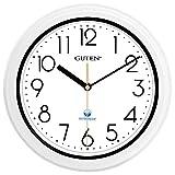 Best Outdoor Clocks - Guten 11 Inch Sealed Indoor Outdoor Waterproof Wall Review