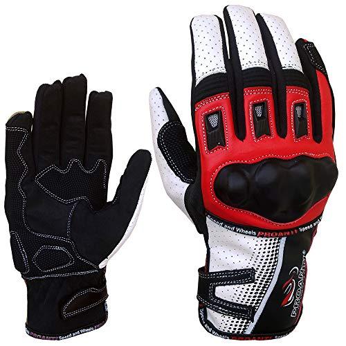 PROANTI Guantes de moto de verano, guantes de motocross, talla L