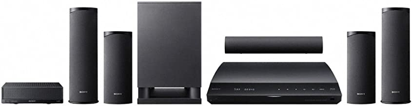 Sony BDV-E780W Blu-Ray Disc Player Home Entertainment System (Black) (Discontinued by Manufacturer)