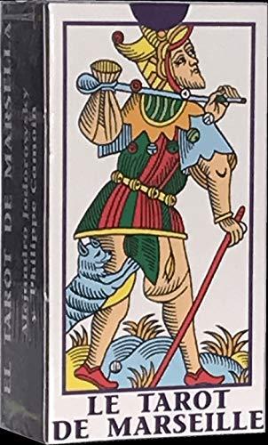 Générique Mini Tarot de Marsella Ph, Camoin et al, Jodorowski