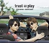 【Amazon.co.jp限定】trust and play【豪華盤】(L判ブロマイド付)