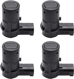 Dade 4PCS Reverse Backup Parking Sensor 4F23-15K859-AA 3F2Z15K859BA for Ford