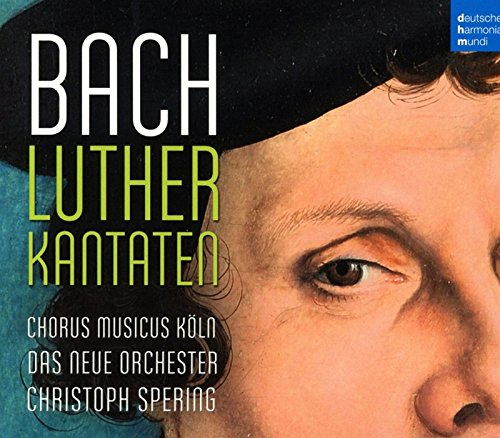 J. S. Bach: Luther-Kantaten