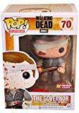 Funko - Figurine Walking Dead - Gouverneur Bloody PX exclu Pop 10cm - 0830395035178...