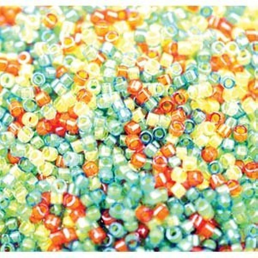 Miyuki Delica Bead 11/0 7.2 Gram Luminous Mix 6 DB2066