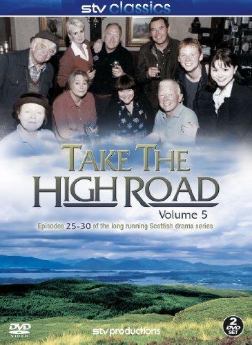 Take the High Road (Volume 5) - 2-DVD Set ( Take the High Road - Volume Five (Ep. 25-30) ) [ Origen UK, Ningun Idioma Espanol ]