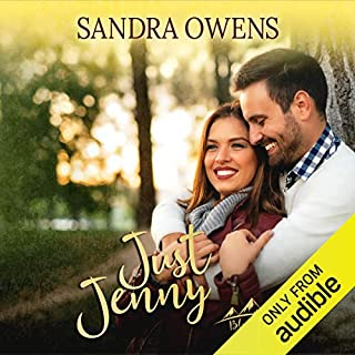 Just Jenny audiobook cover art