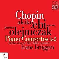 Piano Concertos 1 & 2 by Olejniczak