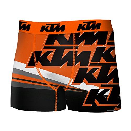 KTM Boxershorts, heren, verschillende motieven, afhankelijk van beschikbaarheid.