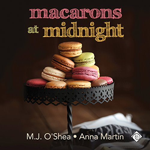 Macarons at Midnight audiobook cover art