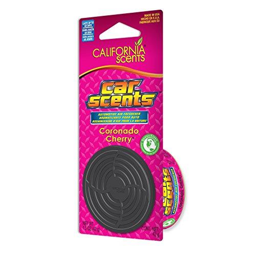 California Scents CCSP407 - Ambientador Coche Cereza