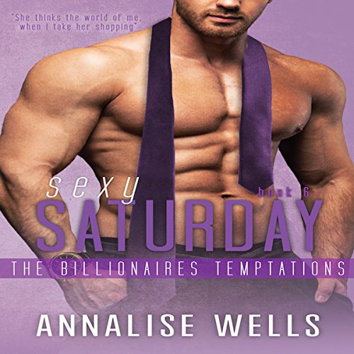 Sexy Saturday audiobook cover art