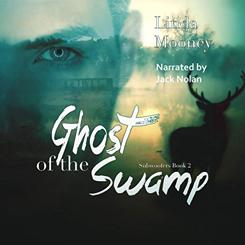 Ghost of the Swamp audiobook cover art