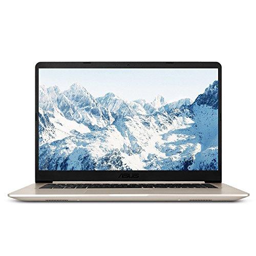 ASUS S510UQ-BQ178T VivoBook Slim 15.6 Inch Nano Edge Screen - (Gold) (Intel Core i5-7200U, 8 GB RAM, 256GB SSD, Nvidia GTX940MX, Windows 10)
