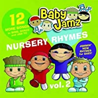 Baby Jamz Nursery Rhymes 2 by Baby Jamz Nursery (2008-11-18)