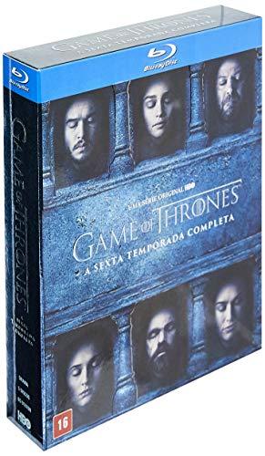 Game Of Thrones sexta temporada [Blu-ray]