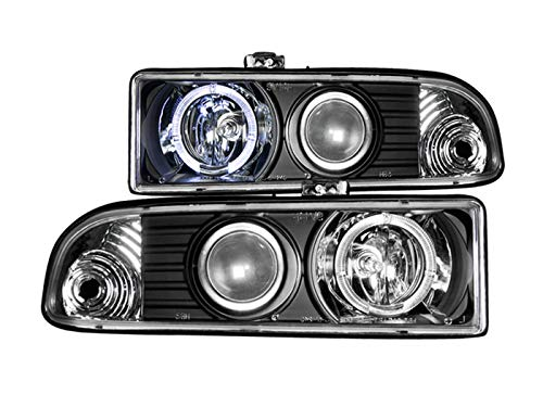 02 chevy s10 headlight assembly - 9