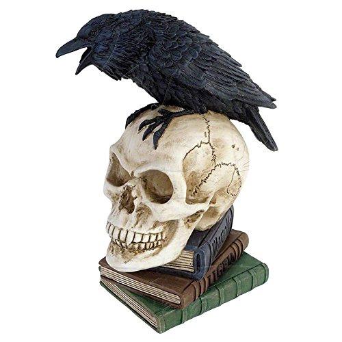 Alchemy Gothic Poes Raven Figur