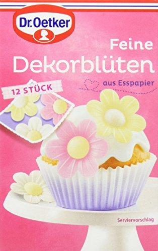 Dr. Oetker Feine Dekorblüten aus Esspapier (1 x 2 g)