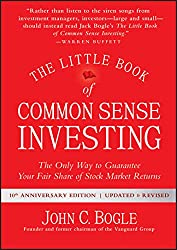the little book of common sense investing by john c. bogle – best personal finance books