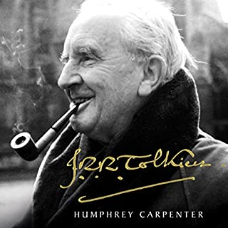 J. R. R. Tolkien: A Biography                   Written by:                                                                                                                                 Humphrey Carpenter                               Narrated by:                                                                                                                                 Roger May                      Length: 11 hrs and 31 mins     3 ratings     Overall 4.7