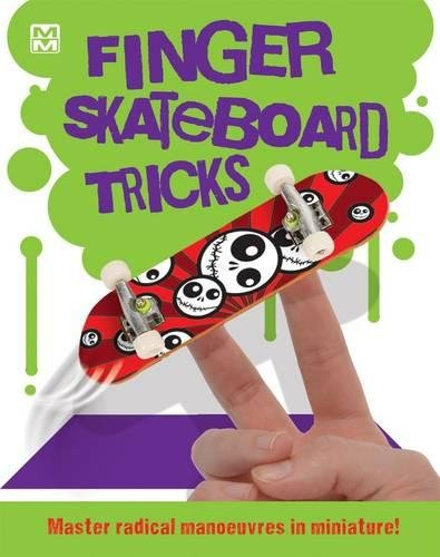 Finger Skateboard Tricks