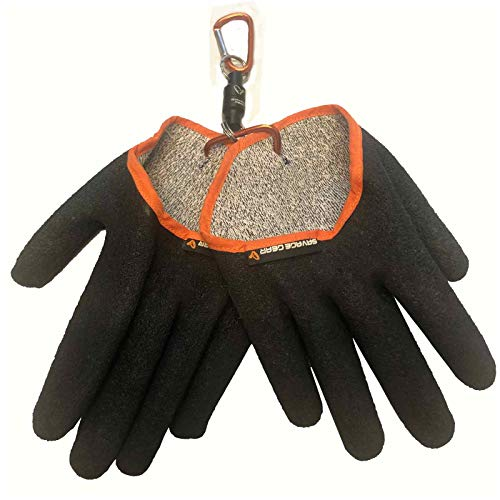 Savage Gear Aqua Guard Gloves L Schutz-Handschuh