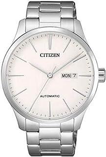 【跨境自营】Citizen 西铁城 光动能 男士手表 日本品牌NH8350-83A腕表(保税仓直发,包邮包税)