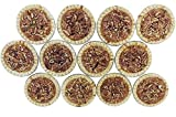 Mini Texas Pecan Pies (12 ea of 4' pies) - Millican Pecan since 1888   San Saba, Texas