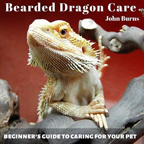 Bearded Dragon Care audiobook cover art