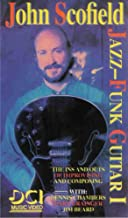 Jazz-Funk Guitar I VHS