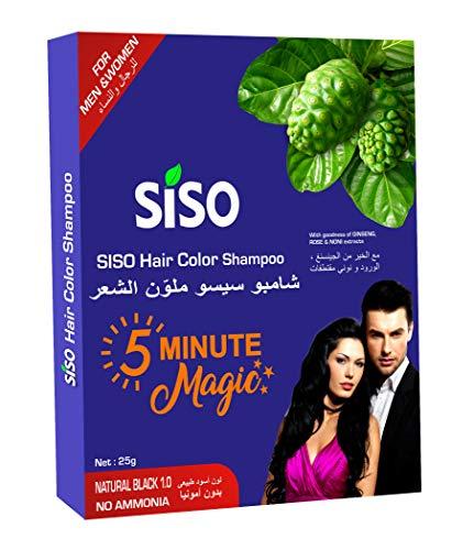 Siso 5 Minute Magic Hair Color 25g (Pack of 12)