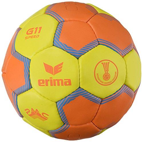 erima Ball G11 Speed, gelb/orange, 3, 720613