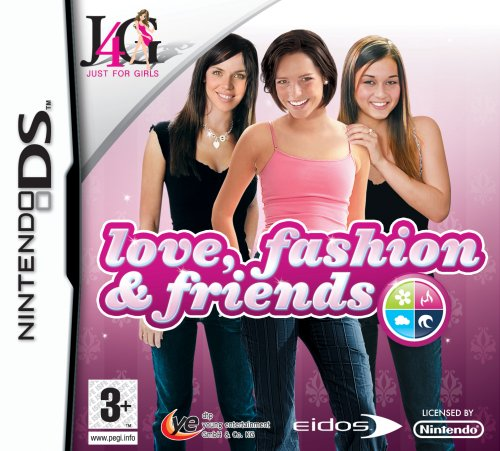 Love, Fashion and Friends: Element Girl (Nintendo DS) [Import anglais]