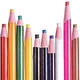 20 Pieces Sewing Mark Pencil Tailor Chalk No Cutting Chalk Sewing Fabric Pencil Tailor Mar...