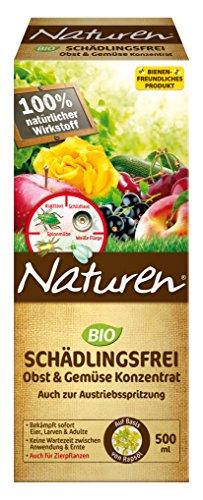 Naturen Schädlingsfrei Obst- & Gemüse Konzentrat - 500 ml